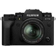 Camera FUJIFILM X-T4 + XF 18-55mm F2.8-4R Black (16650742)