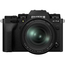 Camera FUJIFILM X-T4 + XF 16-80mm f/4.0 R Black (16651136)