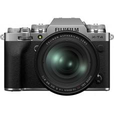 Camera FUJIFILM X-T4 + XF 16-80mm f/4.0 R Silver (16651277)