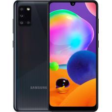 Prism Crush Black Samsung Galaxy A31 4/64Gb smartphone