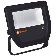 Searchlight street LED OSRAM VANCE FLOOD 20W/4000K BK 100DEG IP65