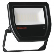 Searchlight street LED OSRAM VANCE FLOOD 30W/4000K BK 100DEG IP65