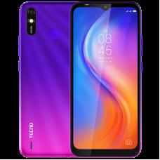 TECNO Spark 4 Lite smartphone (BB4k) 2/32Gb DS Hillier Purple