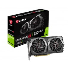 Video card MSI GeForce GTX1650 4GB DDR6 GAMING X D6 (GTX_1650_D6_GAMING_X)