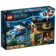 Designer Lego Harry Potter Tissovaya Street 4 (75968)