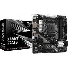 ASRock AB350M PRO4-F motherboard