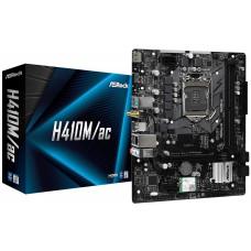 ASRock H410M/AC motherboard
