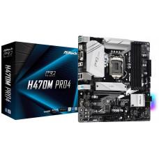 ASRock H470M Pro4 motherboard