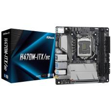 ASRock H470M-ITX/AC motherboard