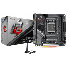 ASRock Z490 PHANTOM GAMING-ITX/TB3 motherboard