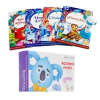 Interactive Smart Koala handle + Book Interactive Fairy tale Smart Koala 1 season (SKS0FTS1)