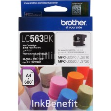 Cartridge jet Brother MFC-J2310 black (LC563BK)