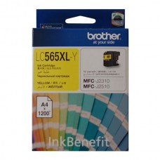 Cartridge jet Brother MFC-J2310 XL yellow (LC565XLY)