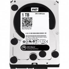 Hard drive internal WD 1TB 7200rpm 64Mb 3.5 SATA III Cache Black (WD1003FZEX)