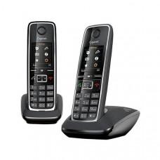 Gigaset C530 DUO Black DECT phone