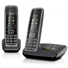 Gigaset C530A DUO Black DECT phone