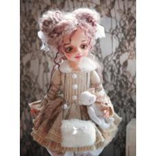 Collectible textile doll
