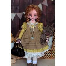 Doll handmade author's.