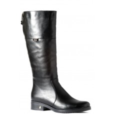 Women's low-heeled leather boots Sizes from 36 to 41. Wholesale from 5 pieces less for $ 5