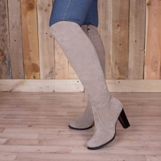 Suede Boots 40 stock Free shipping