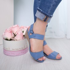 Leather sandals 38 free shipping