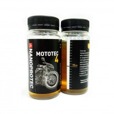 Additive for 4-stroke motorcycles NANOPROTEC МОТОТЕС 4