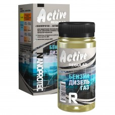 Additive in oil NANOPROTEC ACTIVE REGULAR support  Free shipping