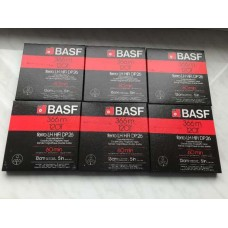 1 X New magnetic tape (Coils, bobbins) BASF DP26 (366m) (box of 10 pieces)