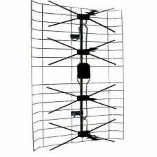 150 Miles Range Digital Amplified Outdoor HDTV Antenna.