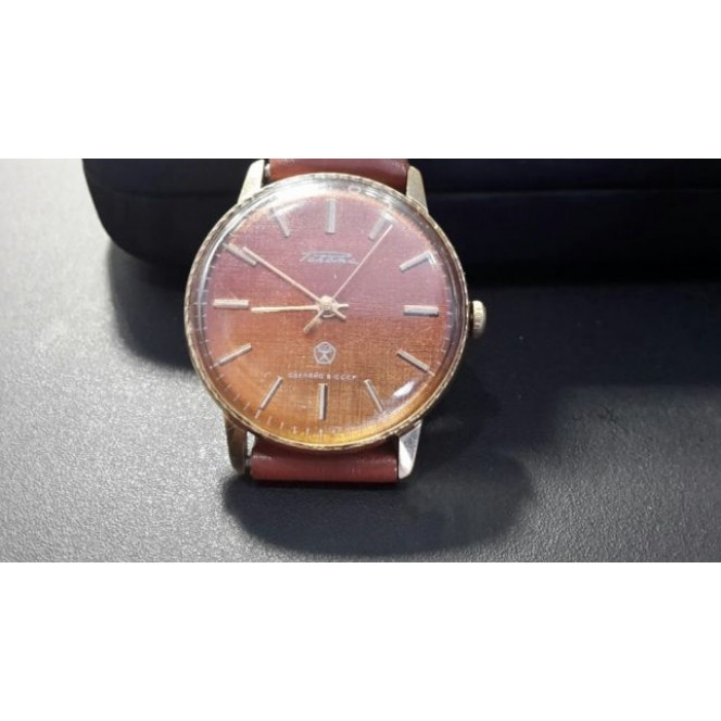 Watch ROCKET super thin is 70 years old. the USSR