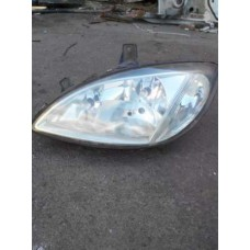 Headlamp left Mercedes Vito