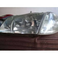 Lights Mazda 323 F of 1998 year.