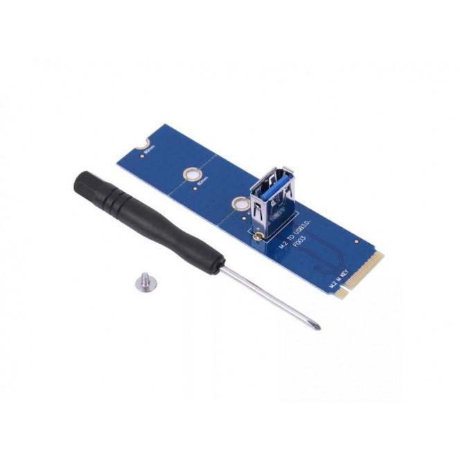 Adapter M2 to USB3.0 for Riser
