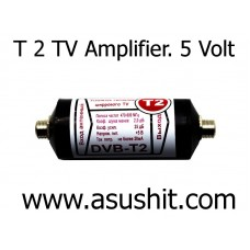 T 2 TV Amplifier. 5 Volt