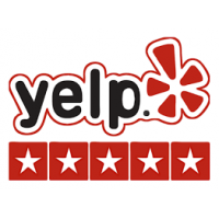 5 Star YELP Customer Service Review for business