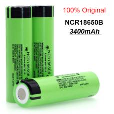 NCR18650B 18650 lithium-ion battery Panasonic original 100%