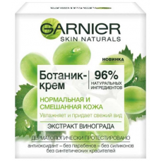 Garnier Botanical Cream, with green tea extract, 50 ml organic