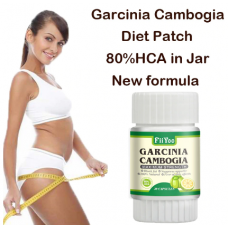 FiiYoo 80% HCA garcinia cambogia extracts diet pad patch for weight loss natural herbs for weight loss