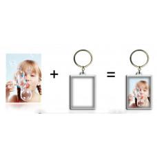 Acrylic Keychain 56 * 42 Workpiece