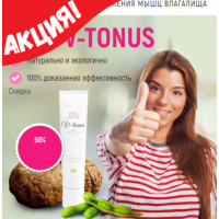 V-TONUS Vaginal Narrowing Gel Verified