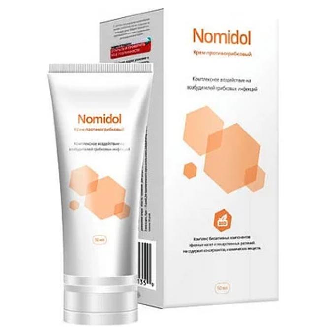Nomidol - Antifungal Cream