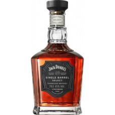 Tennessee Whiskey Jack Daniel's Single Barrel 0.7 L 45%