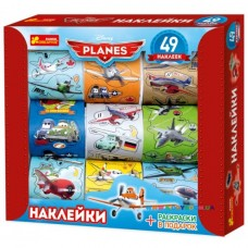 Set of Disney stickers Aircraft 1 Creative