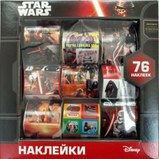 Set of stickers Ranok-Creative Disney Star Wars