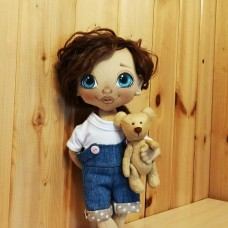 They are looking for mum textile dolls