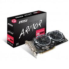 MSI PCI-Ex Radeon RX 580 ARMOR 8G / 4G GDDR5 (256bit) (1340/8000) (DVI, 2 x HDMI, 2 x DisplayPort) (RX 580 ARMOR 8G / 4G)