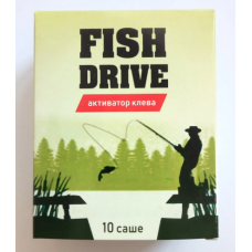 Fish Drive - Bite activator with pheramons Fish Drive, (bait for fishing)