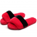 2019 Winter Women house Slippers Home Shoes Faux Fur Fashion Warm Shoes Woman Slip on Flats Slides indoor slippers Size 35-45