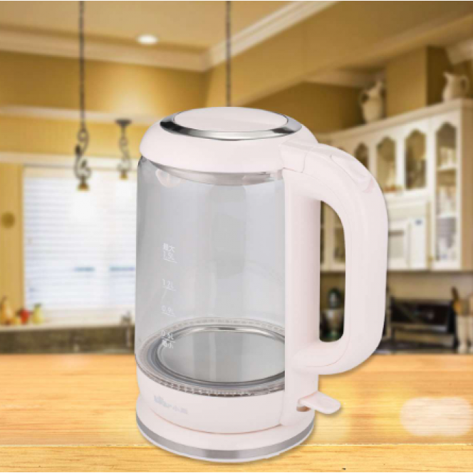 1.5L Electric kettle Smart continuous water temperature control Thermal insulation quick boil kettle