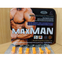 Male pathogen MaxMen MaxMan ORIGINAL NEW.